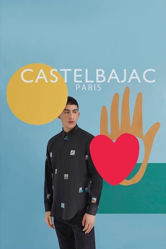 JONATHAN EAP FOR JEAN-CHARLES DE CASTELBAJAC AW17 LOOKBOOK