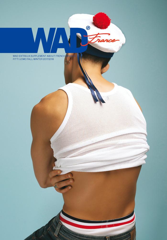 Jonathan Covers WAD Magazine