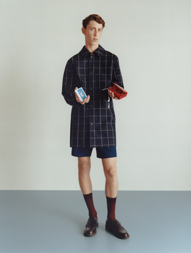 RODRIGUE For APC SPRING 18 Campaign
