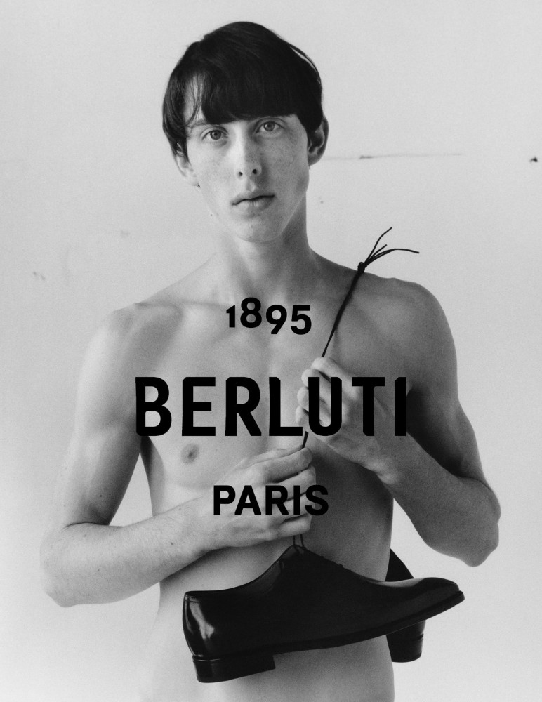 Rodrigue & Josef for Berluti Campaign by Kris Van Assche