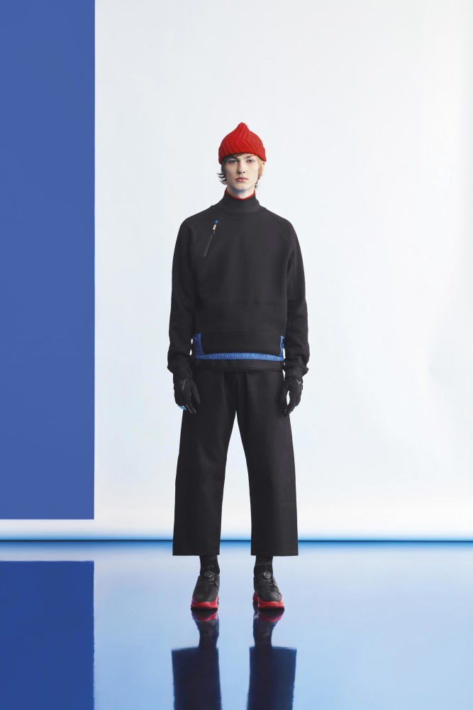 HONZA For G Givenchy FW18 Lookbook