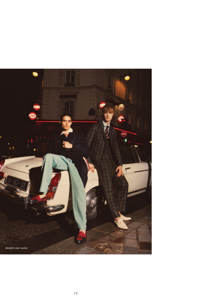 Honza For Essential Homme Special GUCCI