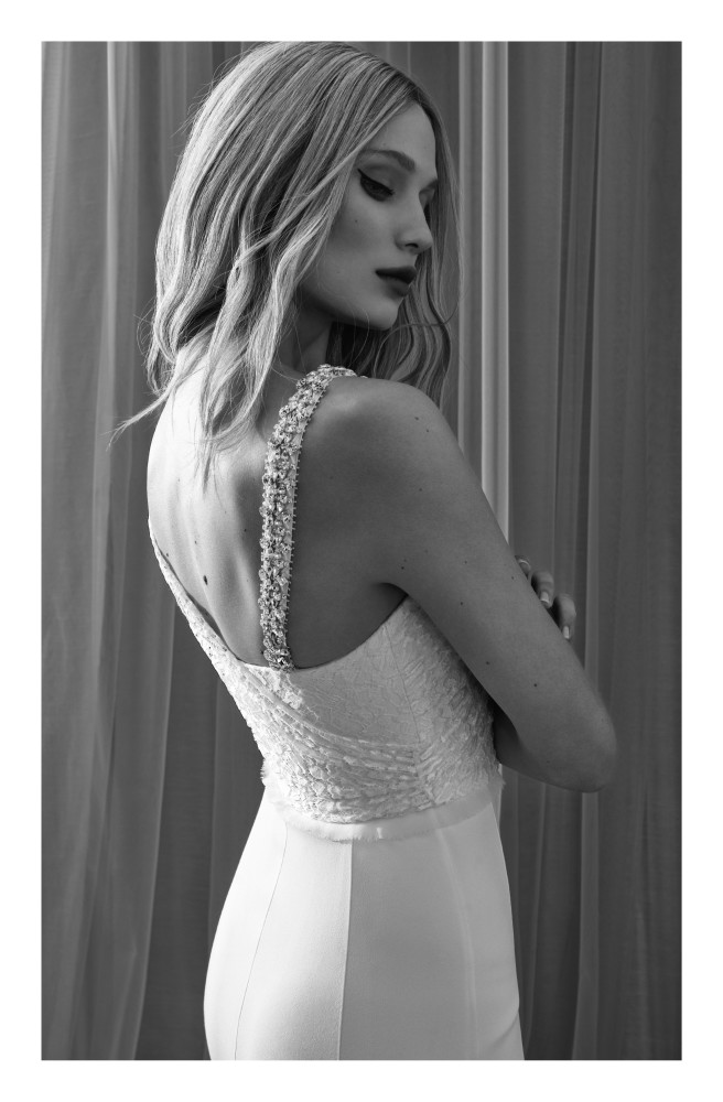 ALICE MULLER FOR ROBERTO CAVALLI BRIDAL CAMPAIGN