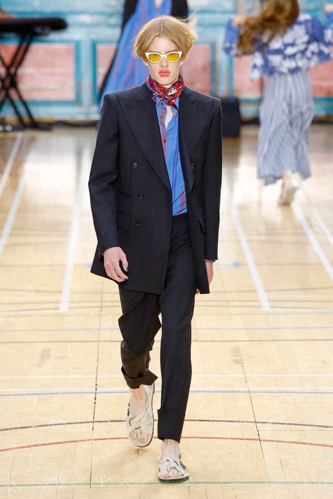 Erik Loebeccke for Vivenne Westwood
