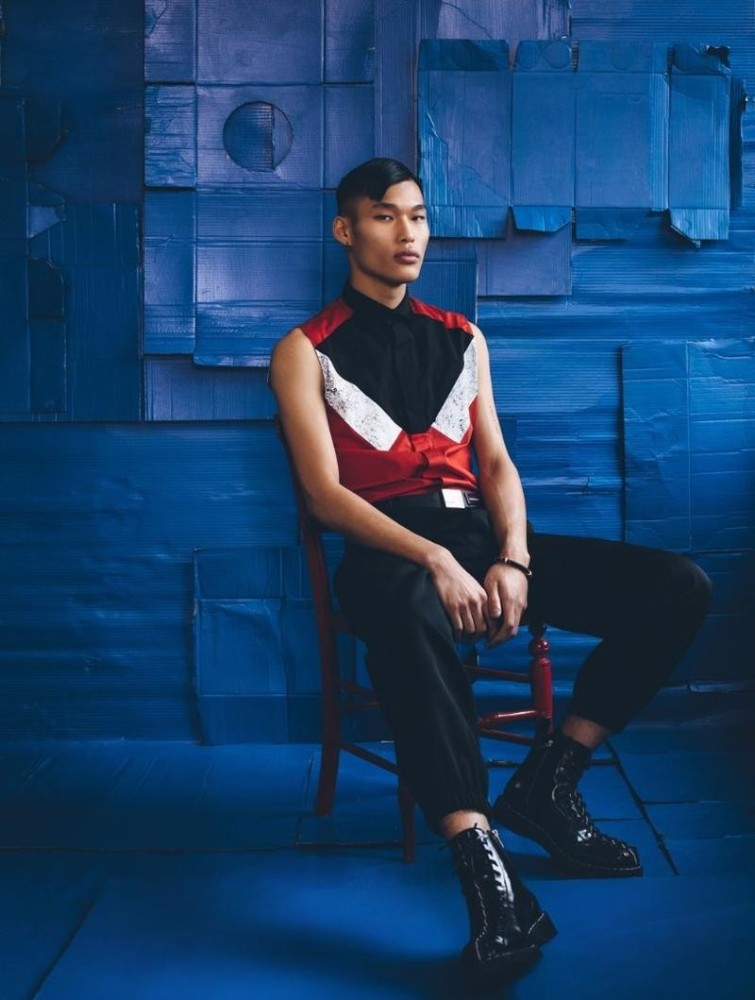 Chun For GQ Style SS17