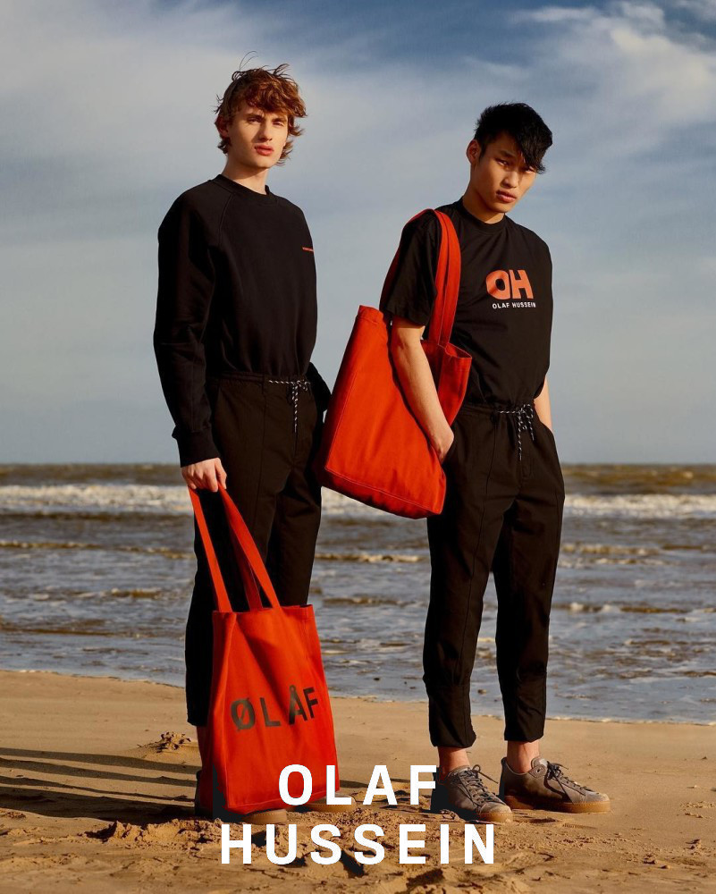 OLAF HUSSEIN SS17