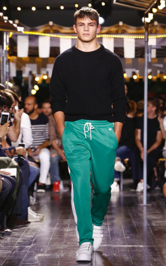 Antoine For AMI SS16