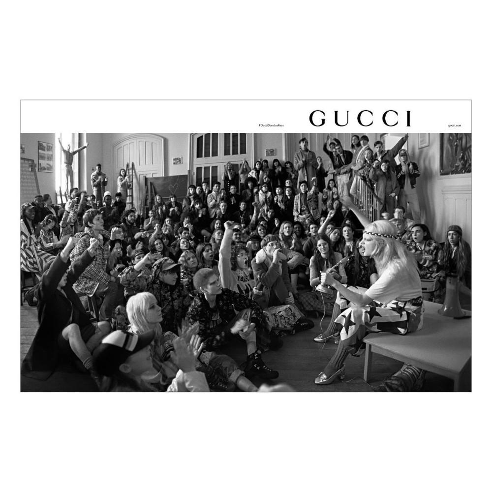 OLEG & LEVI FOR Gucci PreFall18 Campaign