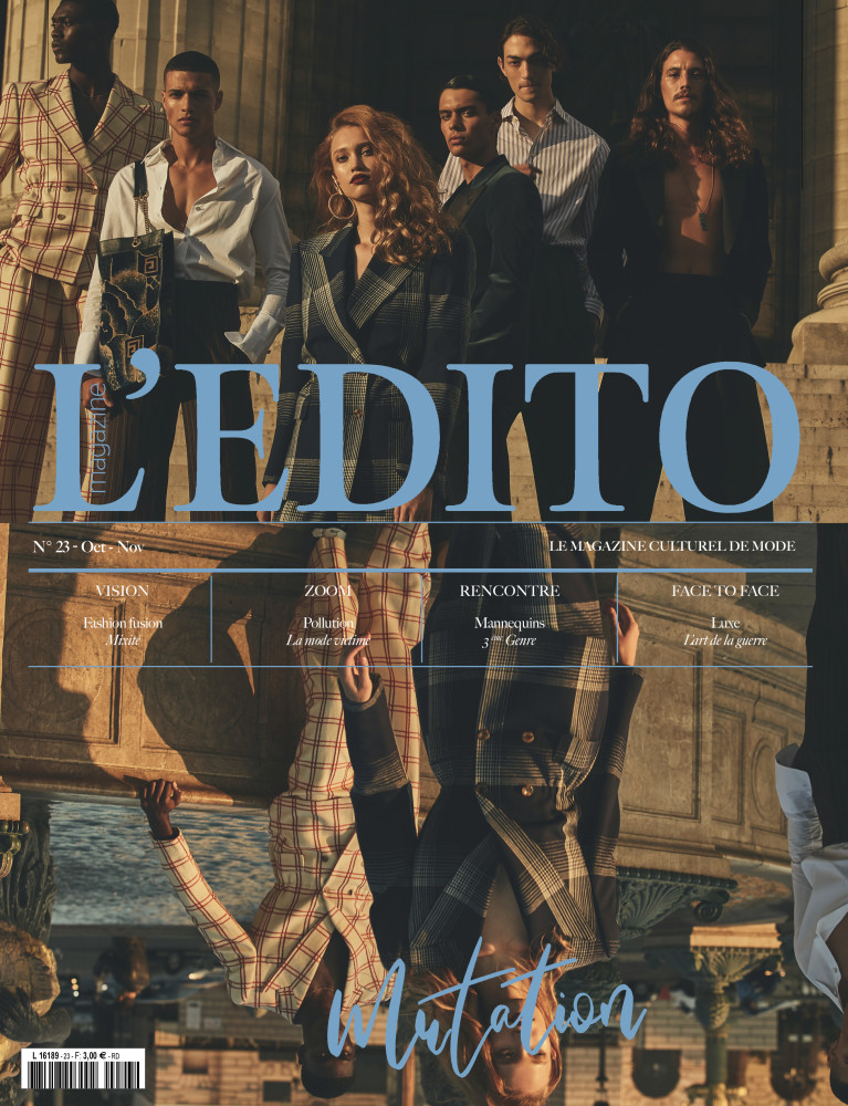 THIMOUR FOR L'EDITO MAGAZINE