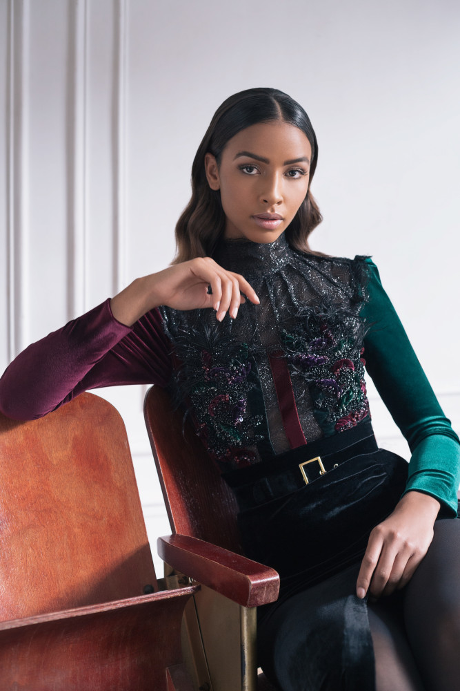 FLORA COQUEREL FOR AHMAD ALFAZAIRY