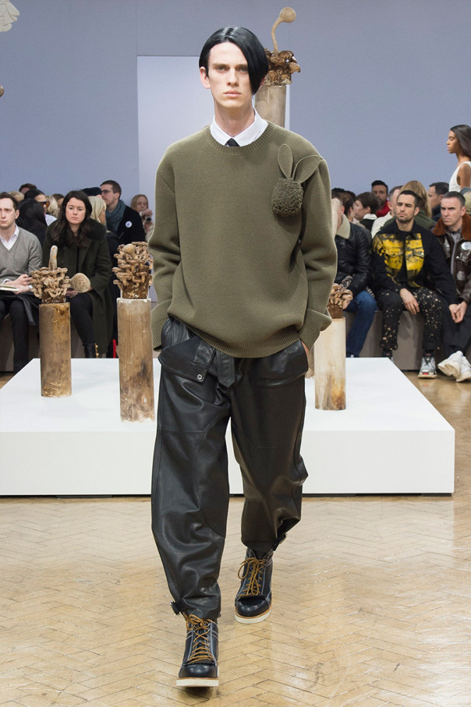 GEORGE For JW Anderson FW18, LONDON