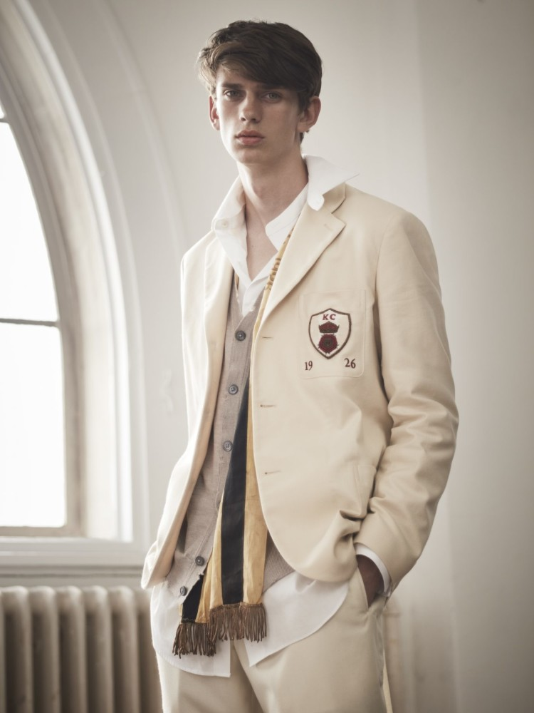 GEORGE For KENT & CURWEN Lookbook