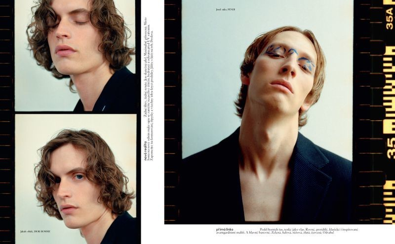 JOSEF, JAKUB & RENDY FOR VOGUE CS