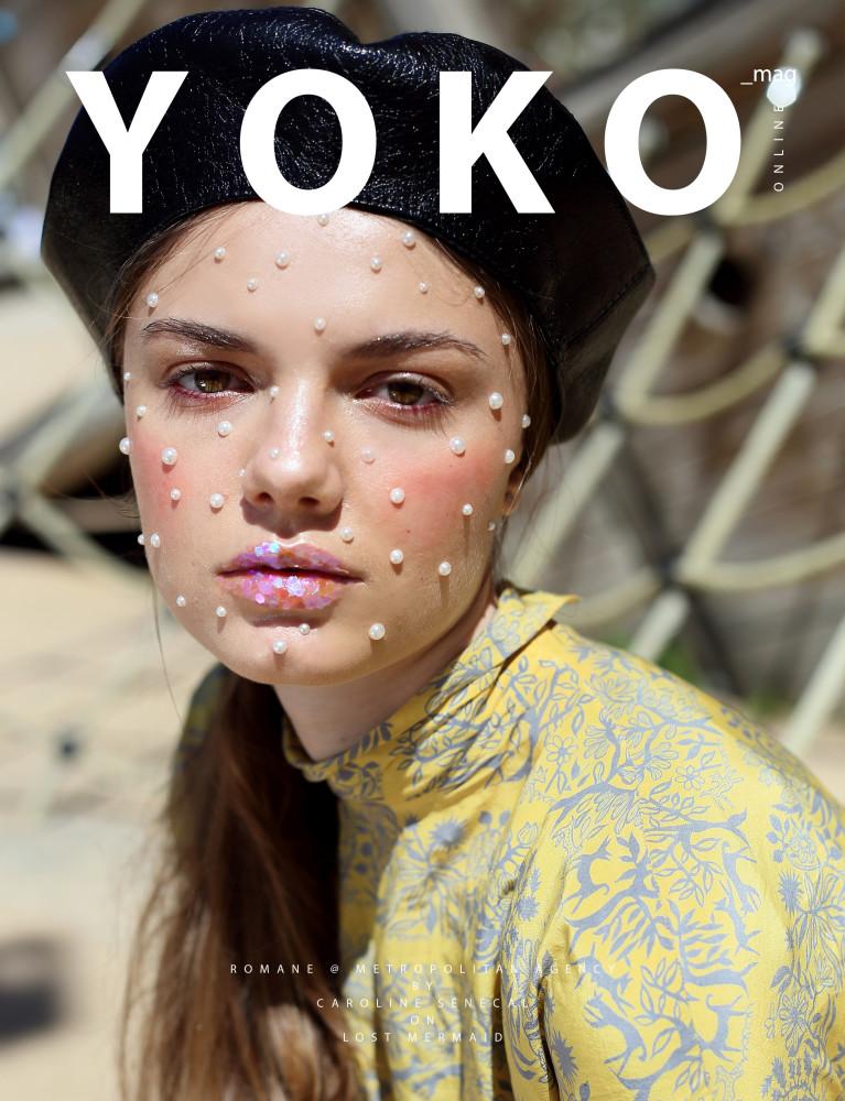 ROMANE FOR YOKO MAGAZINE