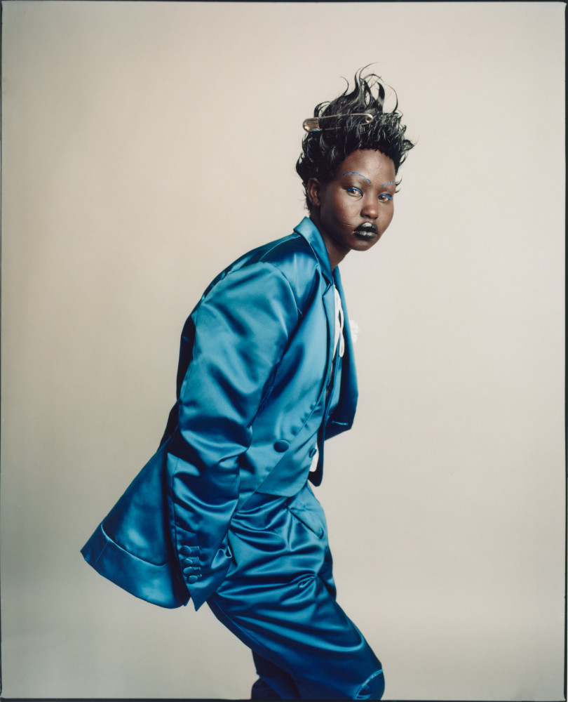 AWENG FOR VOGUE ITALIA