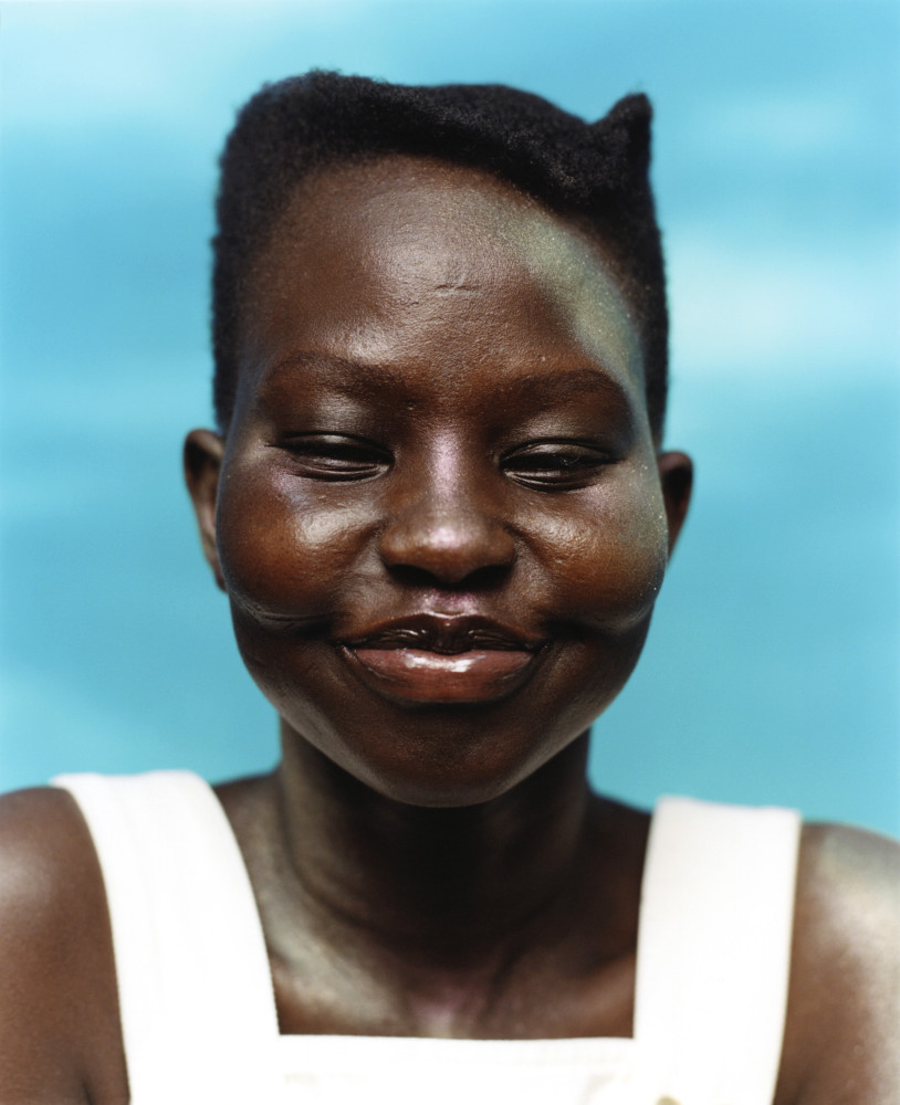 AWENG FOR ASOS 'RAW BEAUTY'