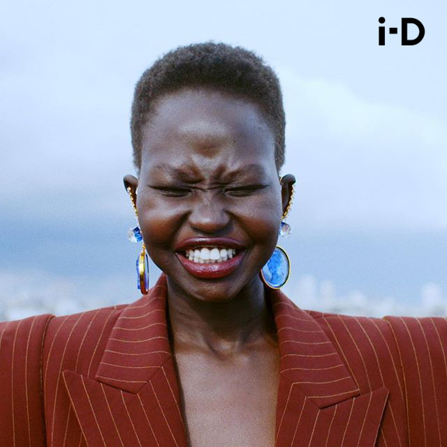 AWENG FOR i-D MAGAZINE