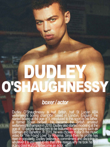 DUDLEY / BOXER - ACTOR