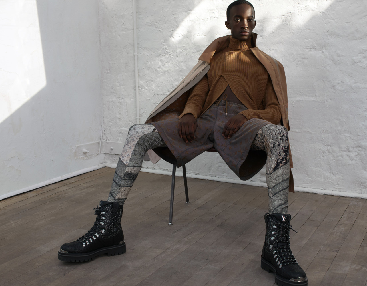 CHEIKH For ESSENTIAL HOMME