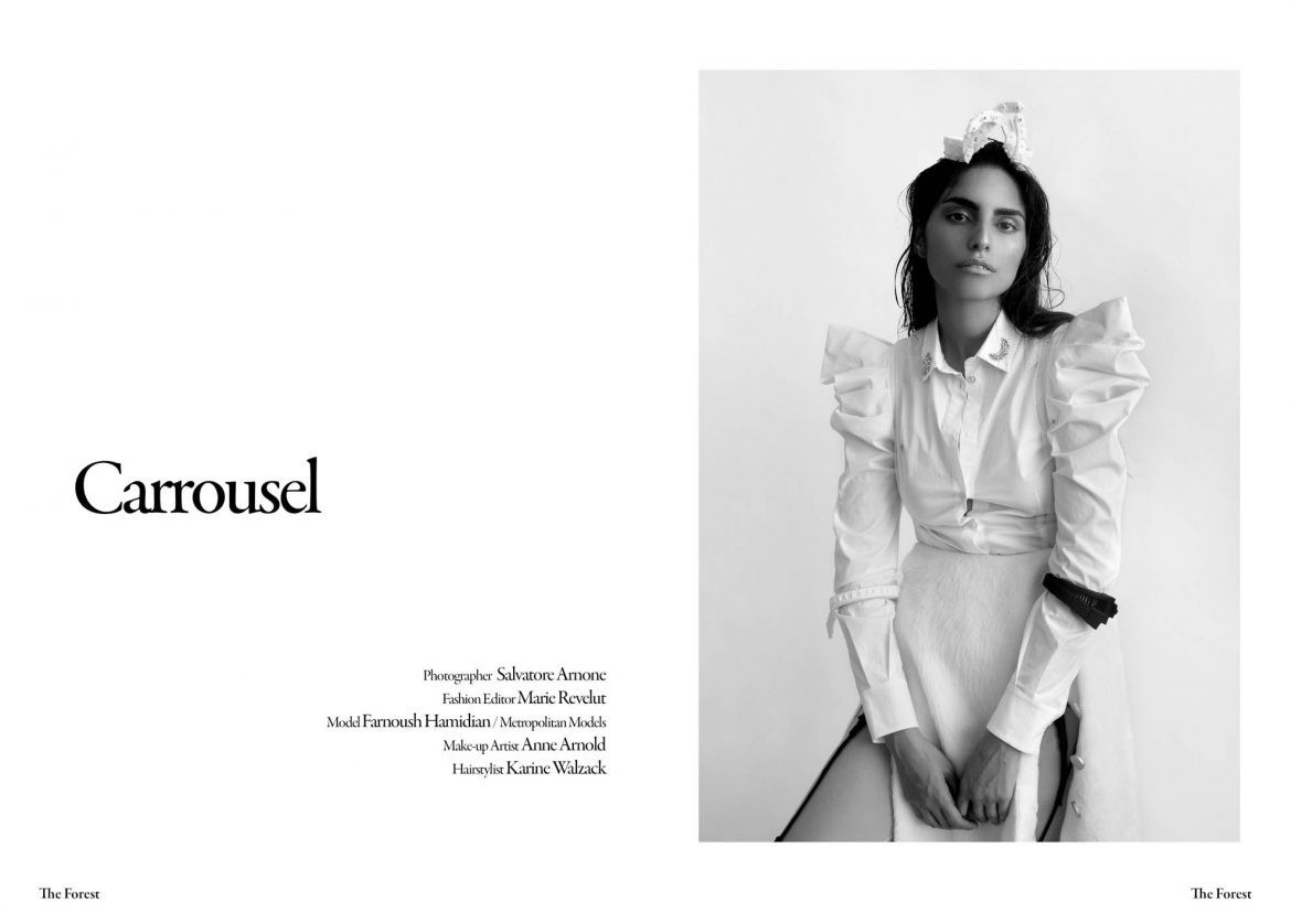FARNOUSH FOR THE FOREST MAGAZINE