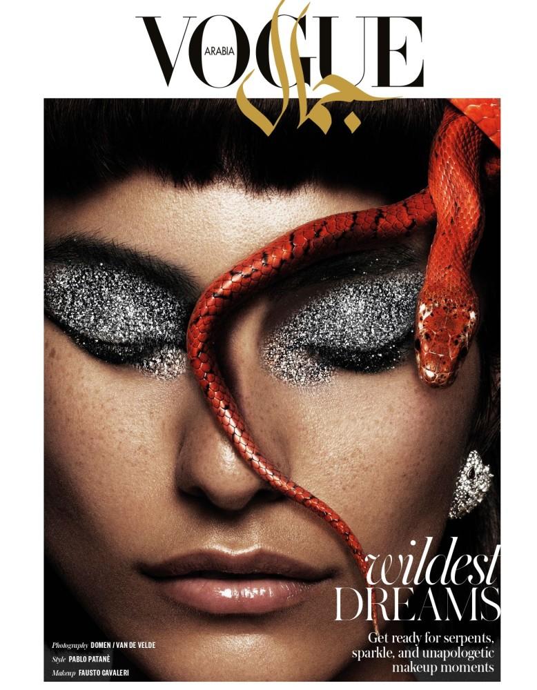 Farnoush for Vogue Arabia