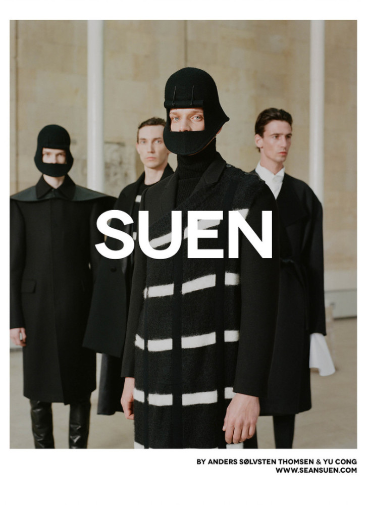 THILO MULLER FOR SEAN SUEN AW18 CAMPAIGN