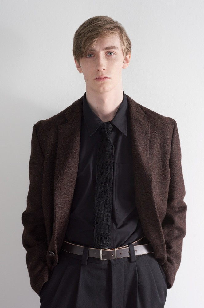 FINN FOR MARGARET HOWELL FW18 LOOKBOOK
