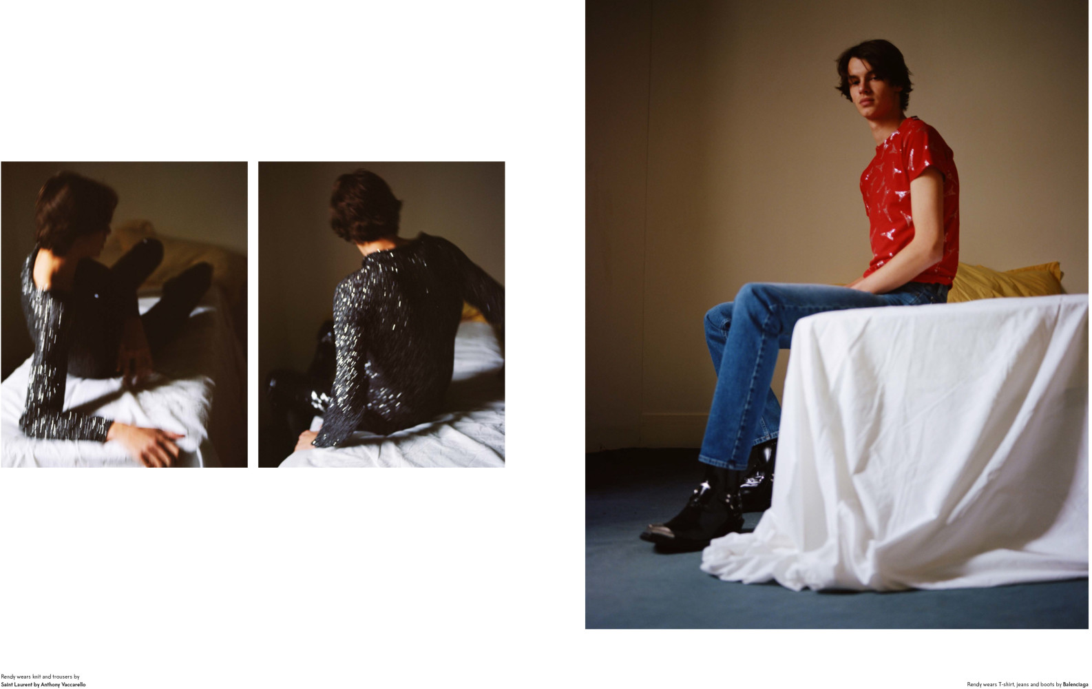 RENDY For SSAW Magazine
