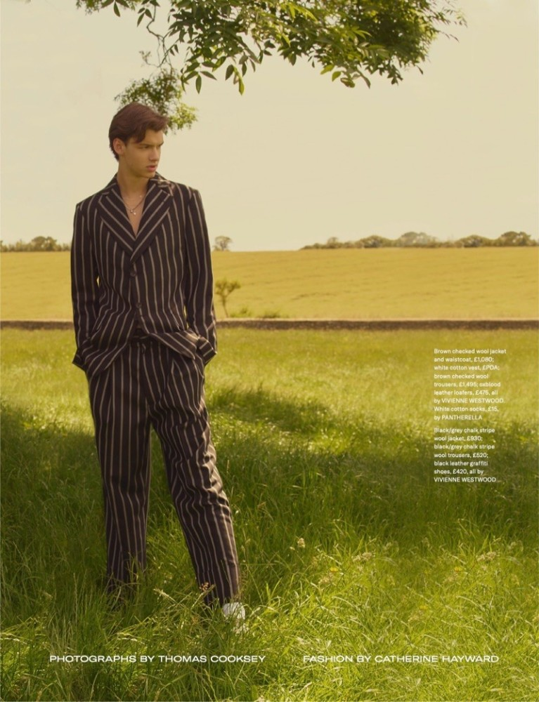 RENDY FOR ESQUIRE UK