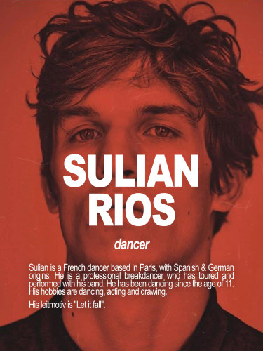 SULIAN / DANCER