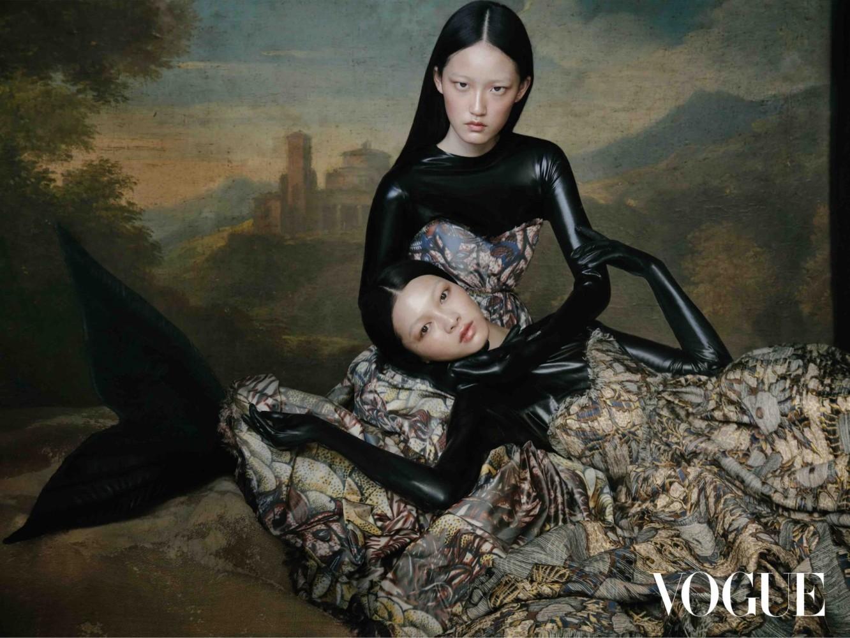 YIROU FOR VOGUE HONG-KONG