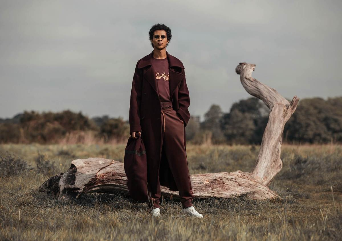 JAMEEL For QASIMI FW19