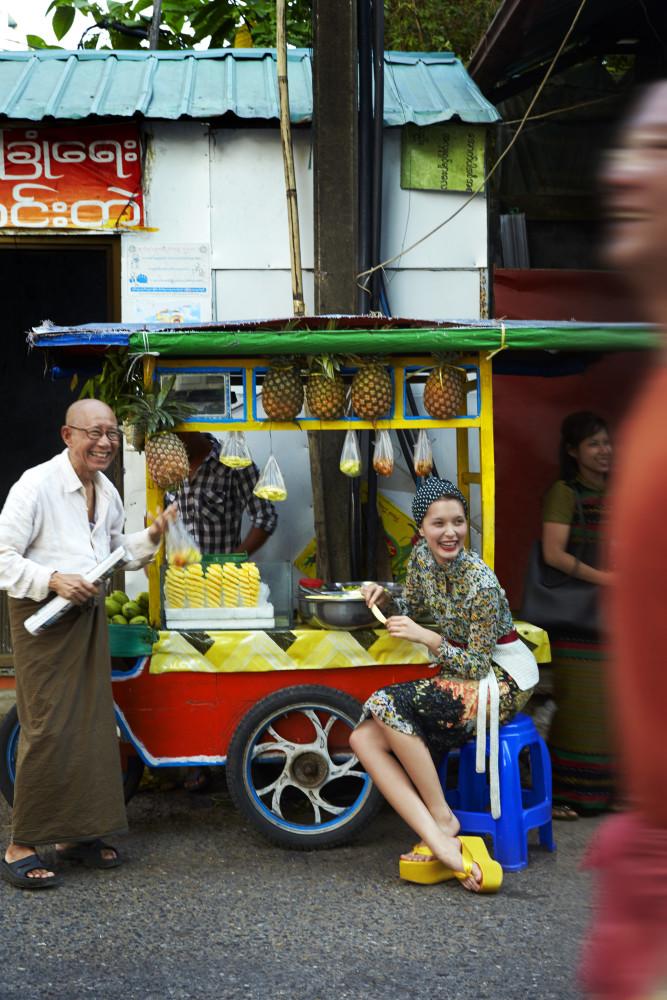 YADA VILLARET FOR VOGUE THAILAND