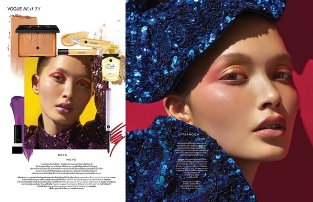 YADA VILLARET FOR VOGUE THAILAND