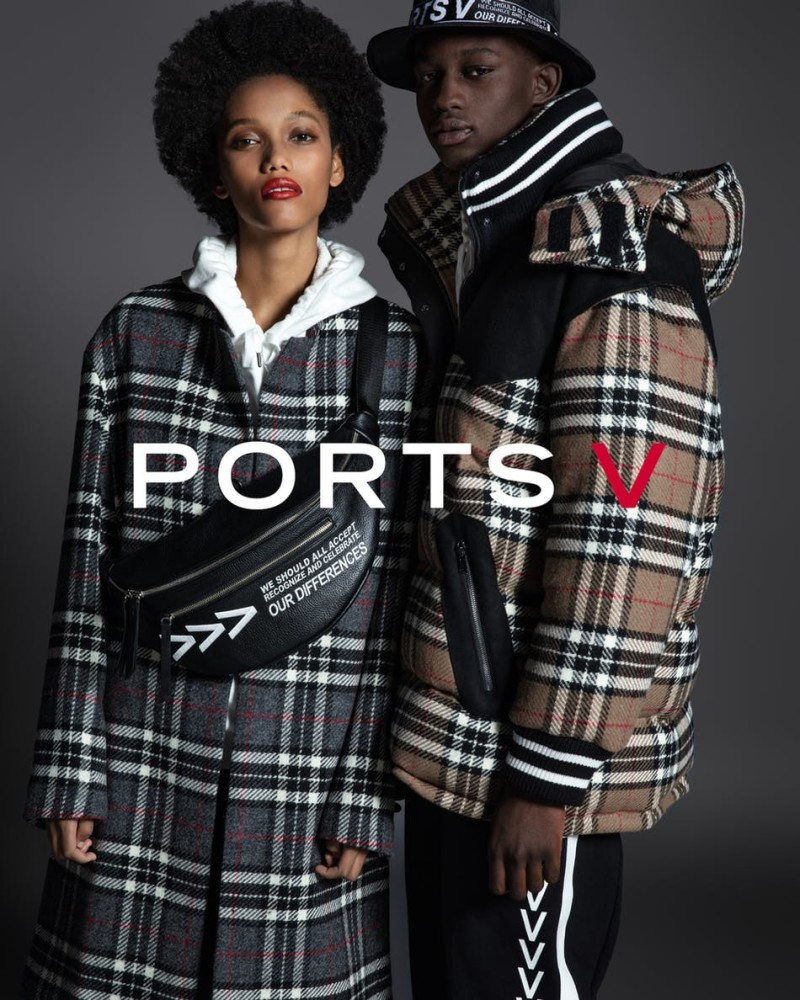 MOR FOR PORTS FW18 CAMPAIGN