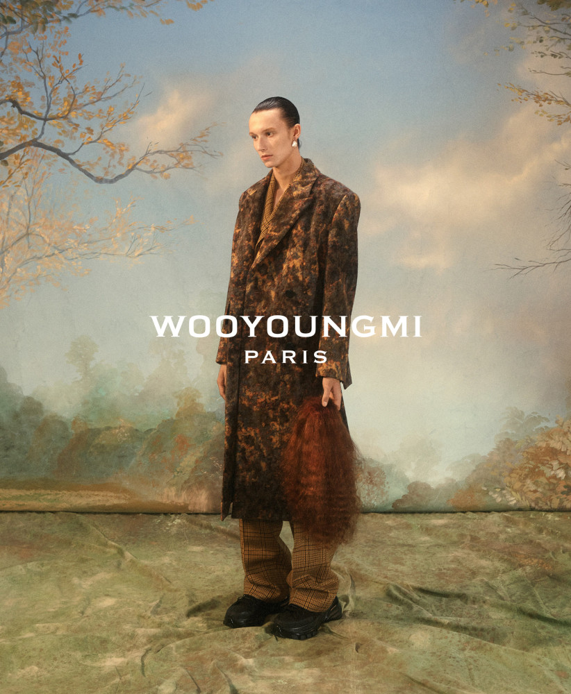 VERNER FOR WOOYOUNGMI CAMPAIGN