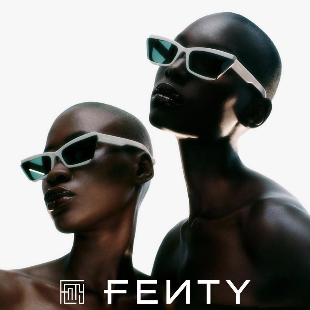 Mameanta & Heruidis for Fenty Eyewear Campaign