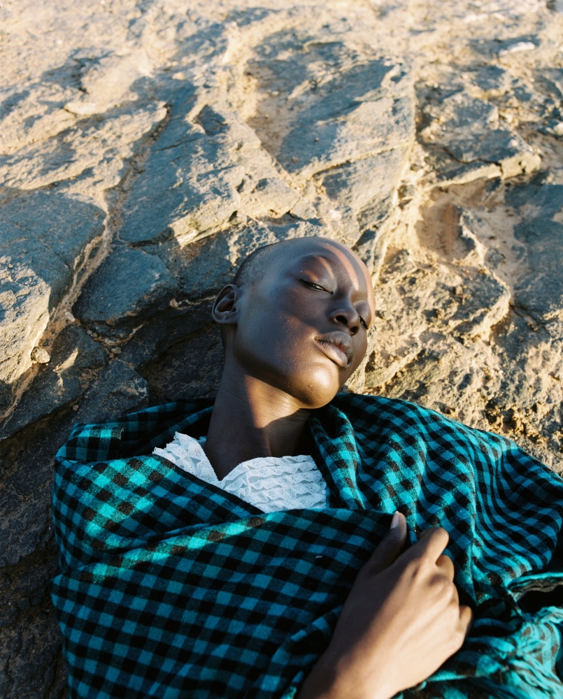 Mameanta Wade for Vogue Czech