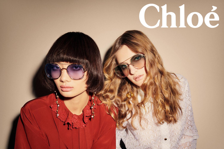 Mao for Chloé Eyewear Campaign