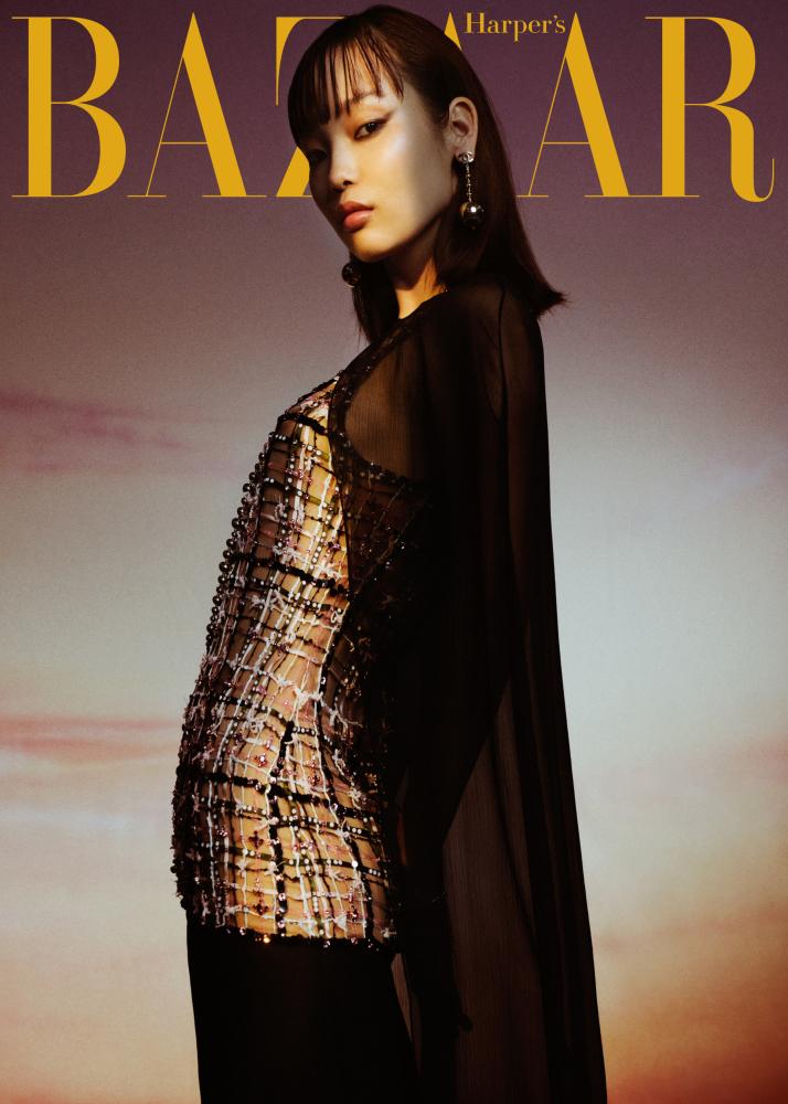 Ariunzul for Harper's Bazaar