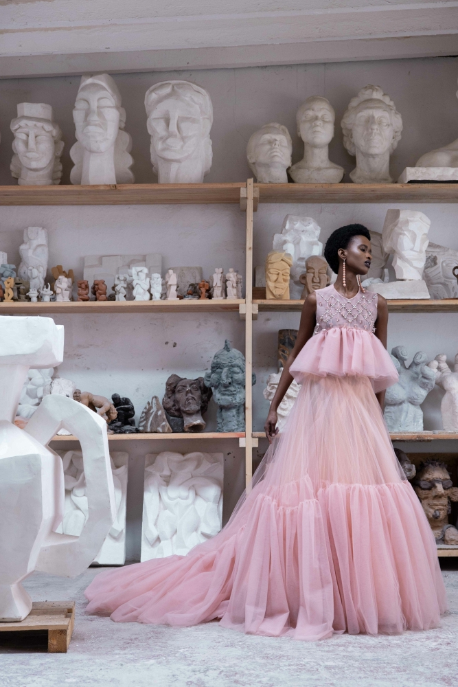 Lynca for Harper's Bazaar Thaïland