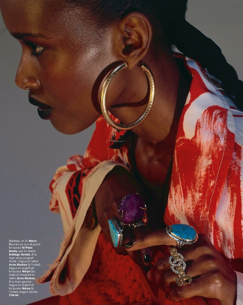 Lynca for Marie Claire