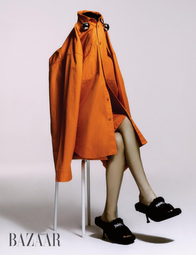 Namyoon for Harper's Bazaar
