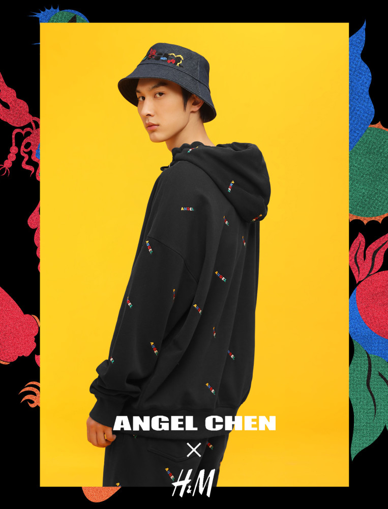 NI HAORAN FOR H&M X ANGEL CHEN