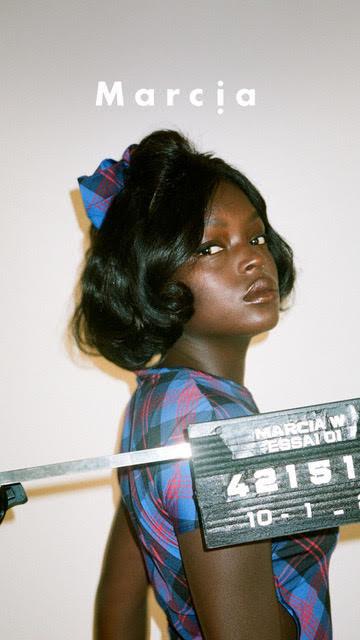 Djeneba for WeArMarcia shot by Black Pierre Ange