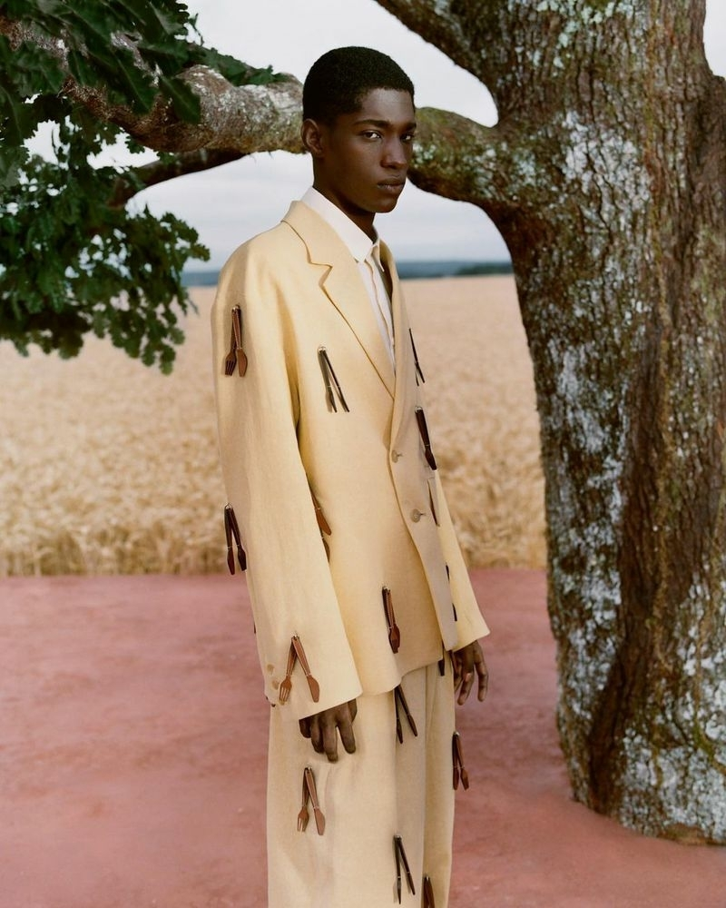 DIOGO FOR JACQUEMUS SS21 LOOKBOOK