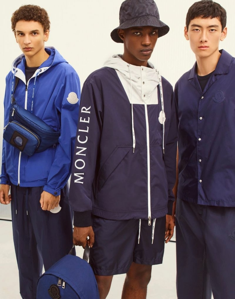 DIOGO For Moncler S/S 21 Lookbook