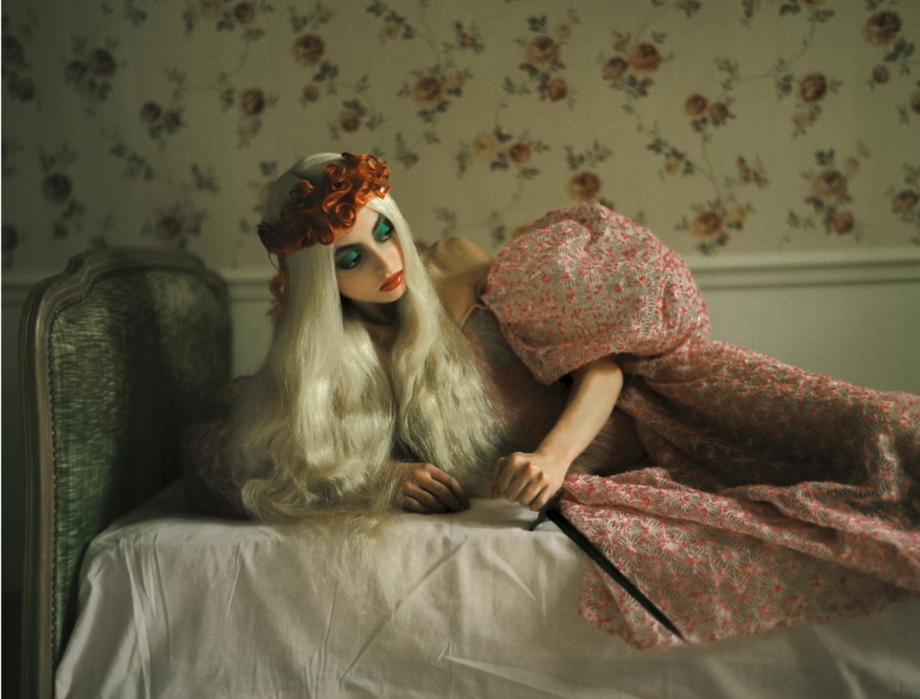 Clara for NUMERO NL shot by Fee-Gloria Groenemeyer