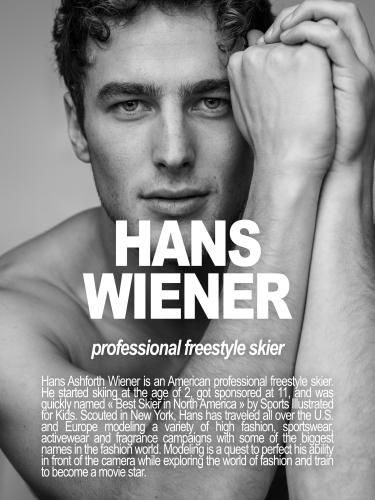 HANS / PROFESSIONAL SKIER