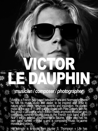 VICTOR / MUSICIAN